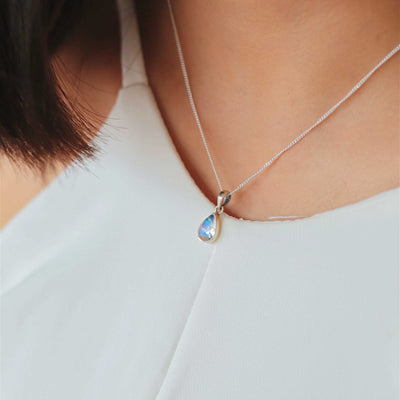 925 Silver Chain Series Necklace - Flat Chain (16 Inches)