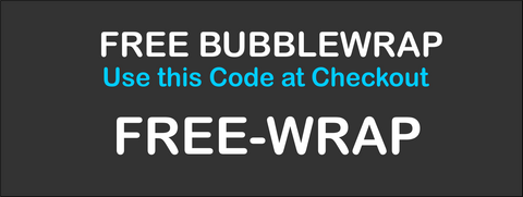 Free Bubblewrap with Boxistore
