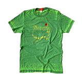 Bastard's Tee (Green) - CHRiS CARDi House of Design