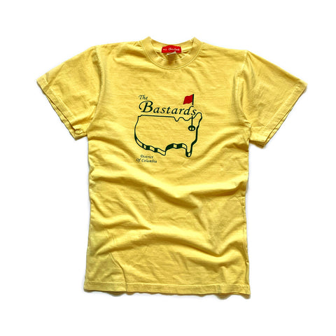 Bastard's Tee (Yellow)