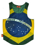 Brazil Flag Tank Top - CHRiS CARDi House of Design