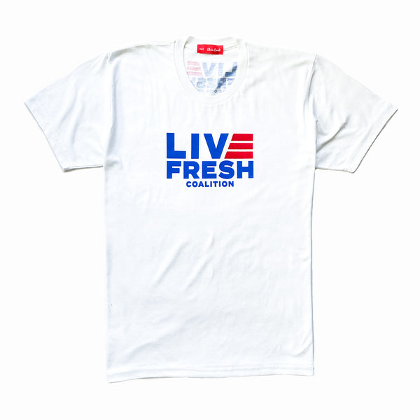 Campaign Tee (White)