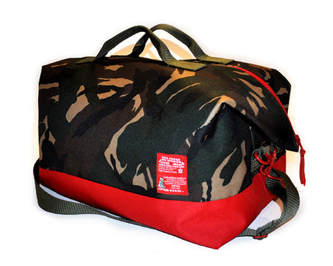 Camo Traveler Duffle Bag - CHRiS CARDi House of Design