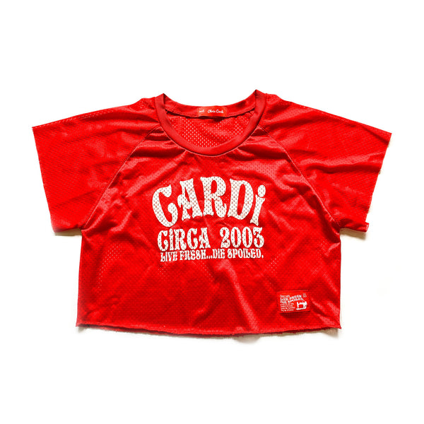 CARDi Rec Crop Top - CHRiS CARDi House of Design