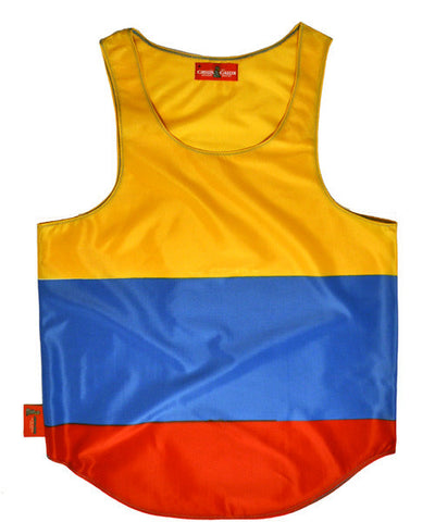 Colombia Flag Tank Top - CHRiS CARDi House of Design
