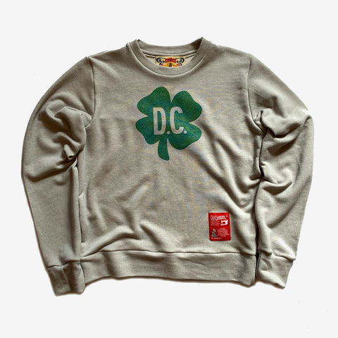 District Clover Sweatshirt - CHRiS CARDi House of Design