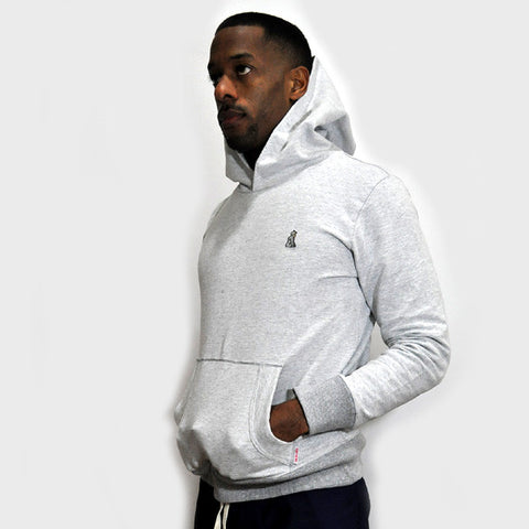 Warm Up Hoody (Heather Gray)