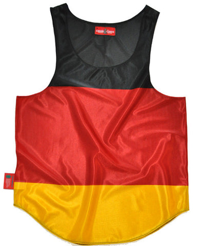 Germany Flag Tank Top - CHRiS CARDi House of Design