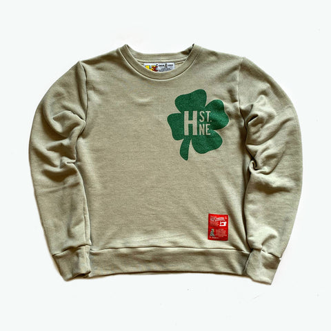 H Street Clover Sweatshirt - CHRiS CARDi House of Design