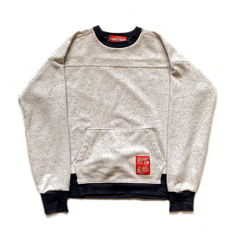 Isherwood Sweatshirt (Speckled Terry) - CHRiS CARDi House of Design