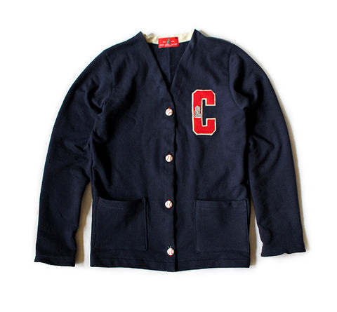Legends Cardigan (Navy) - CHRiS CARDi House of Design