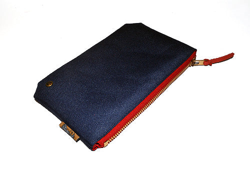 Quincy Clutch (Navy) - CHRiS CARDi House of Design