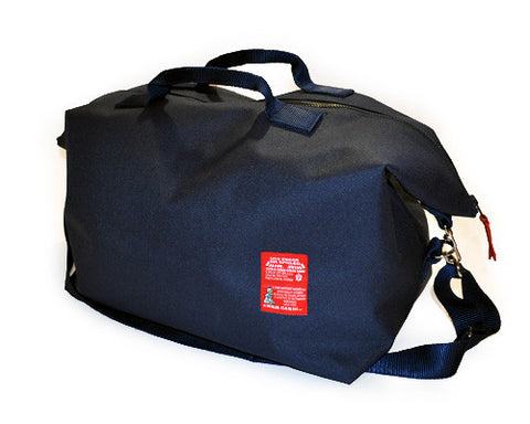 Navy Traveler Duffle Bag - CHRiS CARDi House of Design