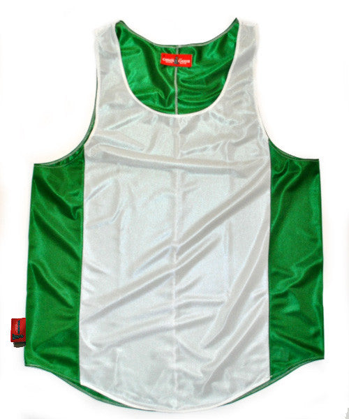 Nigeria Flag Tank Top - CHRiS CARDi House of Design