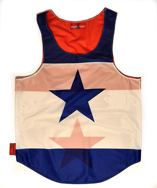 Panama Flag Tank Top