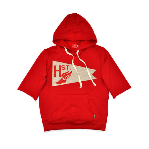H st. Pennant Hoody (Red)