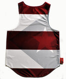 Puerto Rico Flag Tank Top - CHRiS CARDi House of Design