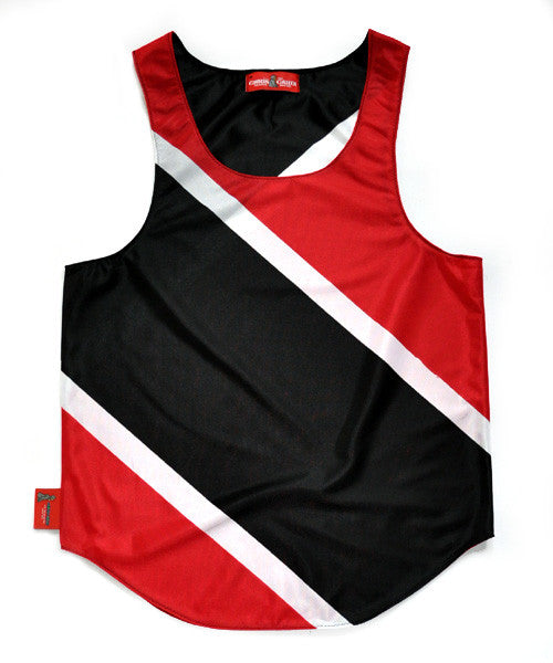 Trinidad & Tobago Flag Tank Top - CHRiS CARDi House of Design