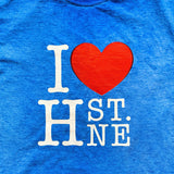 I ❤️ H ST. NE Tee - CHRiS CARDi House of Design