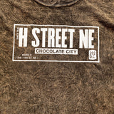 H Street NE Chocolate City Tee - CHRiS CARDi House of Design