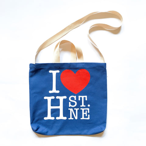 I ❤️ H ST. NE Tote - CHRiS CARDi House of Design