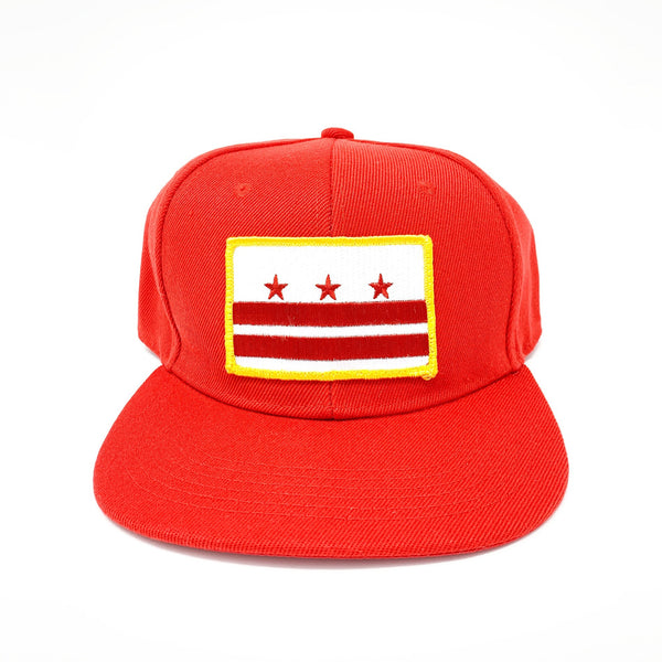 D.C. Capital Crown Snapback Cap - CHRiS CARDi House of Design