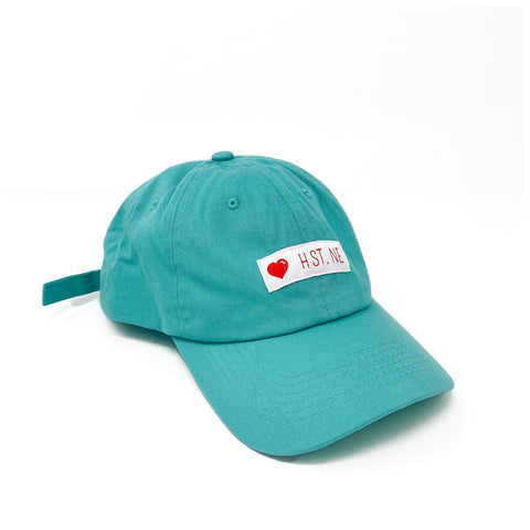 ❤️ H ST. NE Dad Cap (Mint)