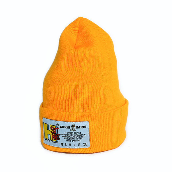 Hst Size Matters Beanie (Gold)