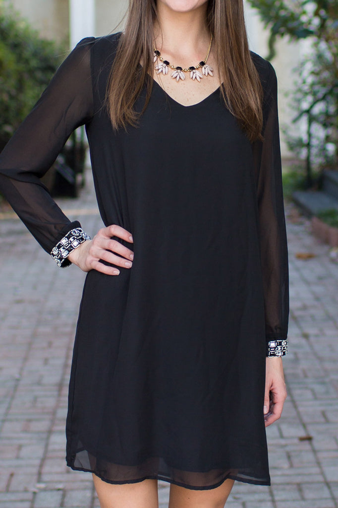 Black Diamond Dress