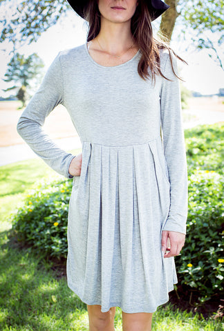 Long Sleeve Every Day Dress
