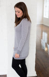 Banded Hems & Stripes