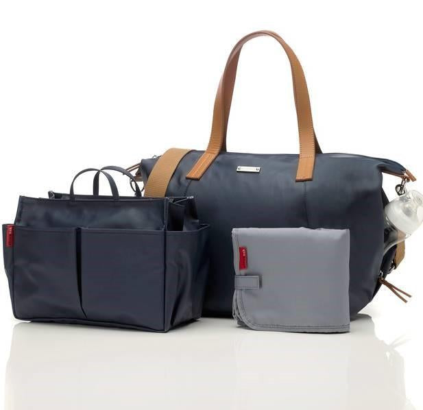 Win one of this season's stylish changing bags-Secret Saviours