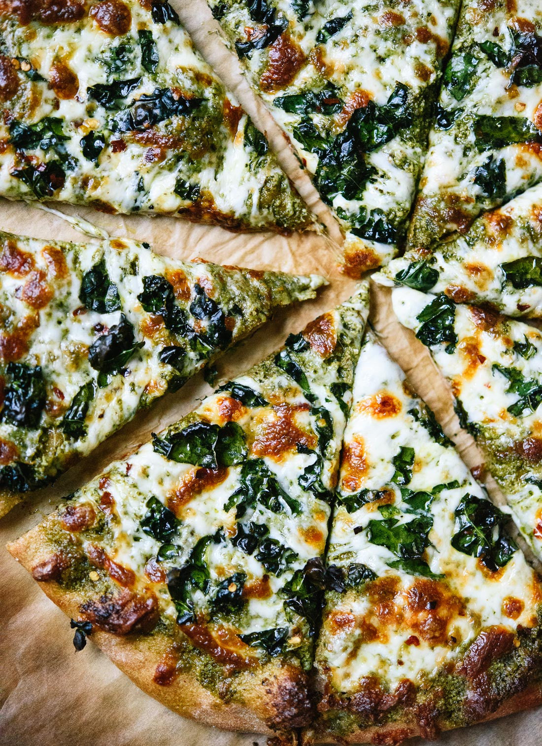 #RecipeSaviours: Kale Pesto Pizza