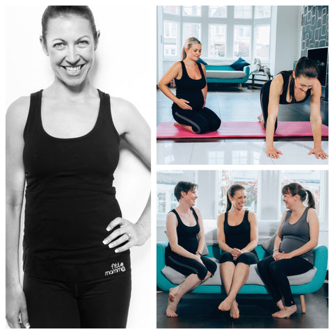 f5dcbe2863142 Tash loved wearing the clothes while filming and actually tried the range  two years ago during her last pregnancy. The pregnant fitness trainer said  of her ...