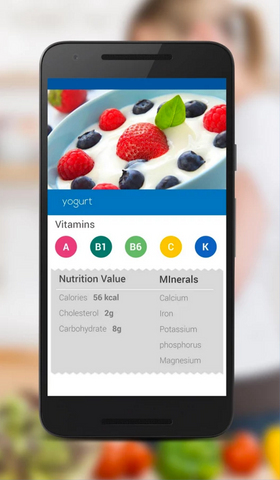 10 pregnancy apps secret saviours find out the full story behind food including their specific nutritional value and vitamin content you can also try out various recipes forumfinder Choice Image