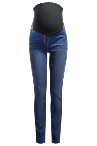 5f86760ce9120 Take a walk on the white side in Gap's 1969 inset panel Resolution true  skinny skimmer jeans (we kid you not – full name). Soft and ready to buy in  sizes 4 ...