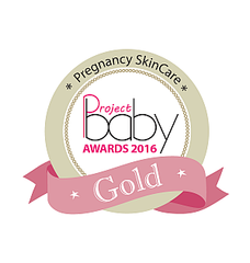 2016 Project Baby Award for Pregnancy Skin Care