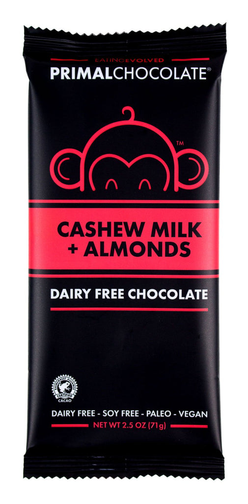 Organic Cashew 'Milk' Bar w/Almonds