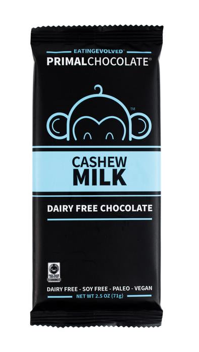 Organic Cashew 'Milk' Chocolate Bar