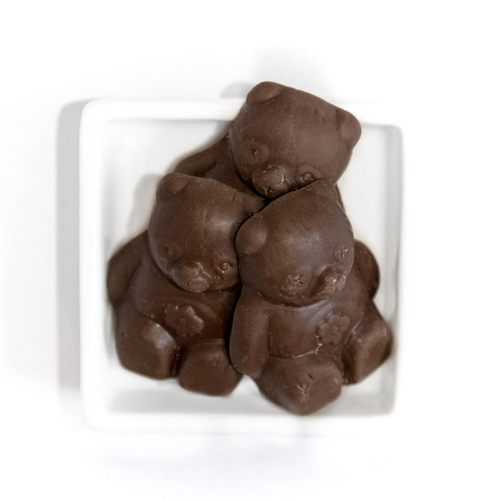 Organic 'Milk' Chocolate Bears (rice milk)