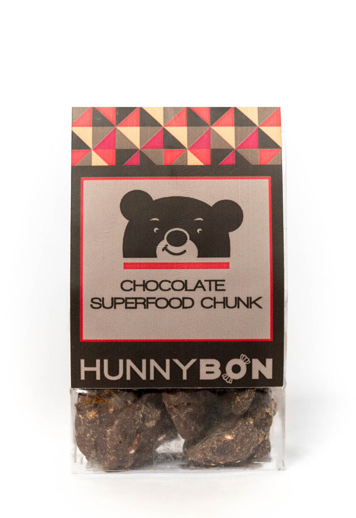 Organic Chocolate Superfood Chunk