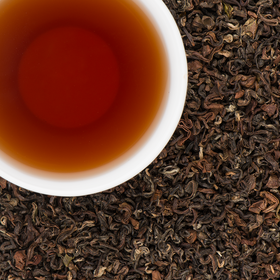 Dragon Claw Organic Loose Leaf Oolong Tea with Golden Mellow Sweet notes