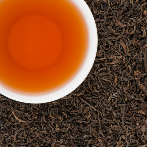 Annapurna Amber Organic Oolong Tea  -  Sweet, Earthy