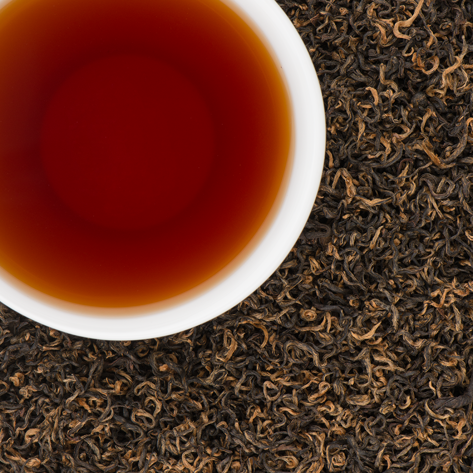 Himalayan Golden Black Tea - Rich, Mellow with Notes of Honey    CHOSEN BEST BLACK TEA BY NATC!
