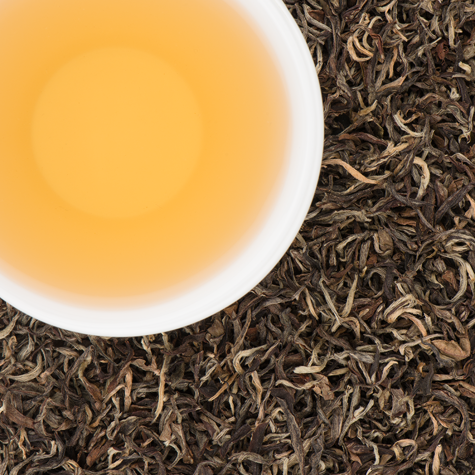 Rara Willow Organic Loose Leaf White Tea with Refreshing Light and Citrus notes