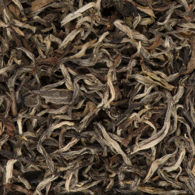 Sandakphu Silver Organic Loose Leaf White Tea with Pure Sweet and Nutty notes
