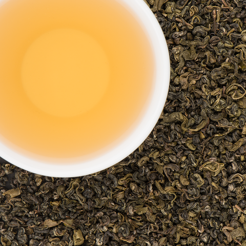 Green Pearls of Agni Organic Green Tea - Pure | Lightly Smoked