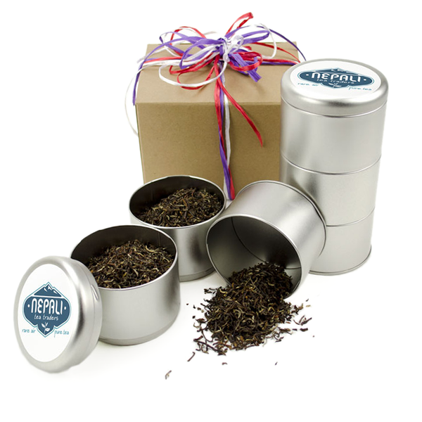 Nepali Tea Traders - A Gift of Tea Plus Donation to Nepal Youth Foundation