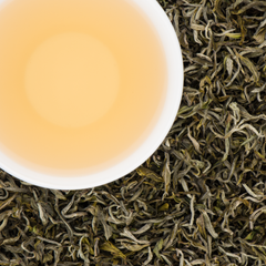 Jade Spring Organic White Tea - Sweet | Vegetal