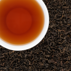 Lhotse Organic Loose Leaf Black Tea with Raisin and Roasted Pecans notes